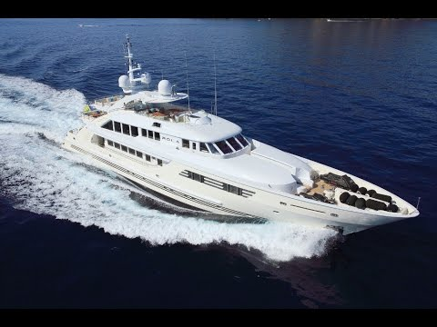 ROLA - ISA 47 5 METER SUPERYACHT – FOR CHARTER BY YACHTS INVEST