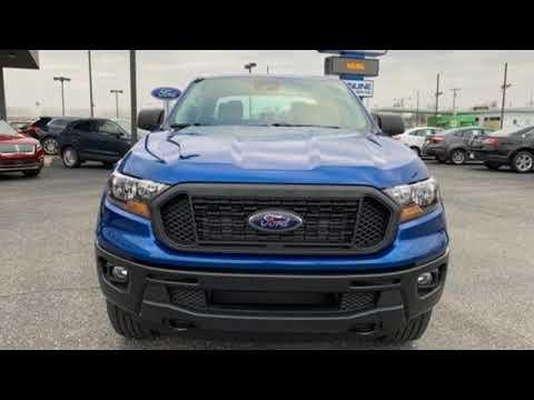 New  Ford Ranger Tulsa OK Joplin, OK #KLA