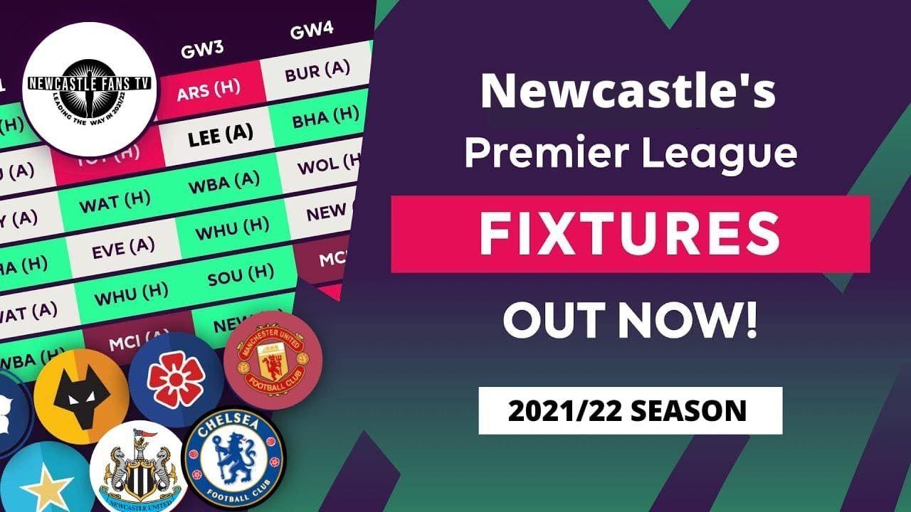 PL 2021/22 Fixture Release LIVE
