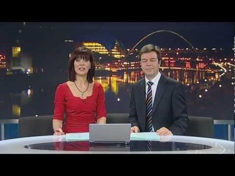 ITV News Tyne Tees -- January 2013 Rebrand