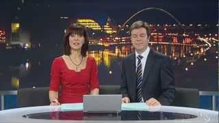 ITV News Tyne Tees -- January 2013 Rebrand