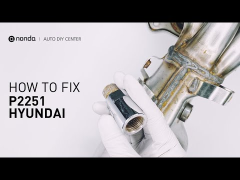 How to Fix HYUNDAI P2251 Engine Code in 2 Minutes [1 DIY Method / Only $19.76]