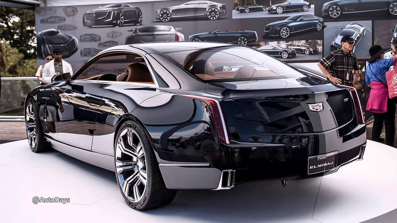 Spotted 2013 Cadillac Elmiraj - YouTube