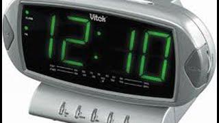 Ремонт. Радио часы Vitek VT-3512(GY)