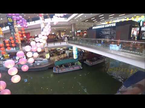 4--The Mines Mall, Serdang Station, Kuala Lumpur, Malaysia--A Walk To The Mall
