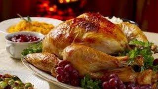 Thanksgiving 2013 #Stuffed-Turkey in Fata Bags®