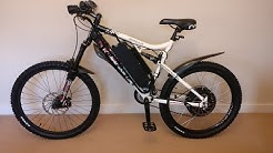 E-bike, Electric Bike, Electric Bicycle conversion 3000W Kit