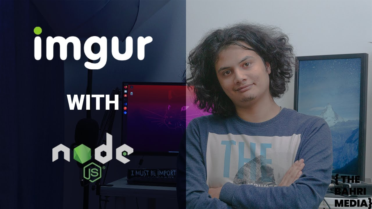 How to upload images with imgur API   YouTube