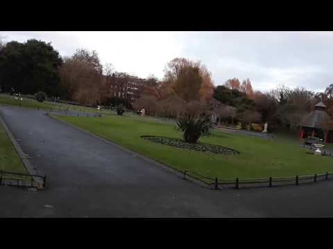 St. Stephen's Green, Dublín Ireland November's trip(7)
