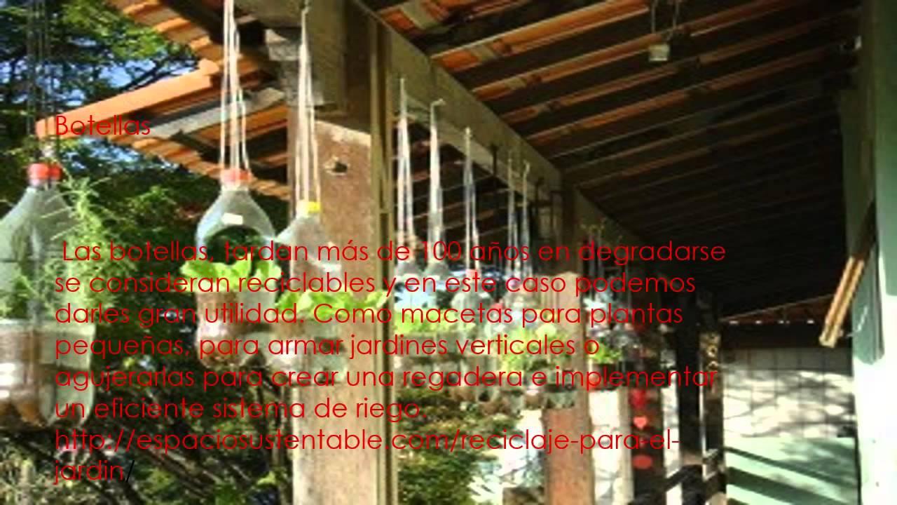 Proyecto de jardineria youtube for Proyecto de jardineria