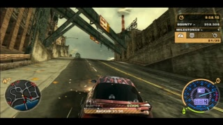 NEED FOR SPEED MOST WANTED #13: RAZOR!!! YOU BETTER LOOK OUT!