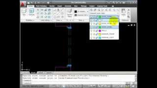 Autocad 2d Drawing Course A - Part 4 - Windows And Doors