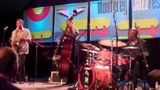 Druumer Ulysses Owens quartet Monterey  Jazz Festival 2014