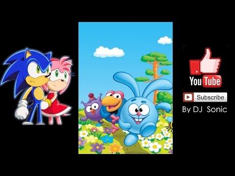 Smeshariki (Mr. Nutz Hack) (Sega) Прохождение thumbnail
