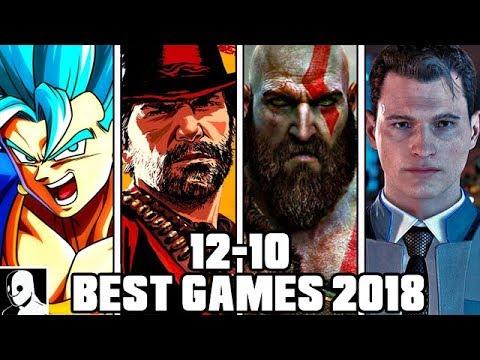 DerSorbus Best Games 2018 / Top Games 2018 Platz 12-10