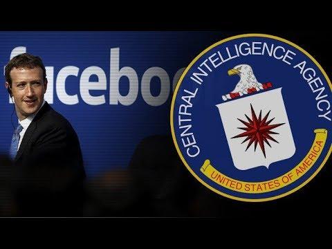 FACEBOOK es la CIA!