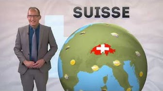 Météo  Bulletin national Suisse