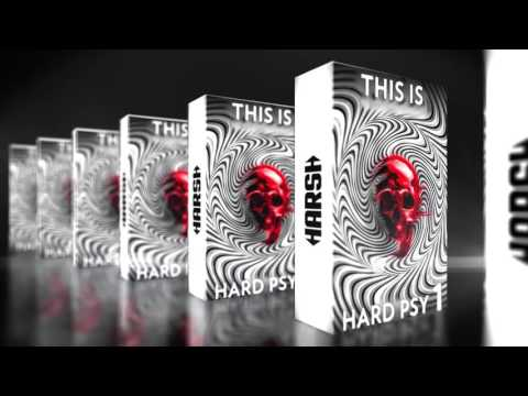 HarshSamples.com presents: This is Hard Psy Sample Pack