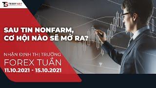[FOREX] Sau tin Nonfarm cơ hội nào sẽ mở ra? - 11/10 -15/10/2021