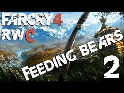 [PC] FarCry 4 Walkthrough Part 2: Feeding Bears