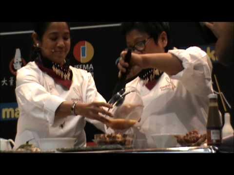 Madrid Fusion 2015 Filipinas muestra el Kini Law
