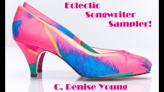 """WET BABY BLUES"" ... Songwriter Sampler ... C. Denise Young"
