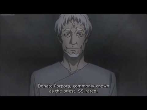 Donato Porpora SS-Rated Ghoul - Tokyo Ghoul:re [Episode 1]