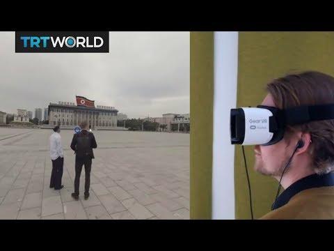 Virtual Reality Tourism: VR tech allows people to visit North Korea