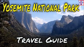 Yosemite National Park – California (TRAVEL GUIDE) | Beautiful America Series | Episode# 14