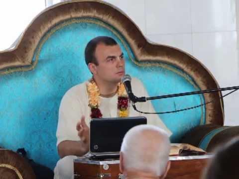 Шримад Бхагаватам 2.3.24 - Радха Говинда прабху