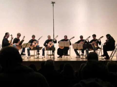 El Vito -Guitar Ensemble