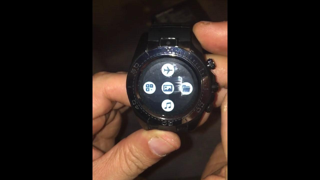 HOME SMW 17 Okosóra telefon és fitnesz funkcióval Bemutató - YouTube 022a3def97