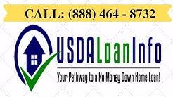USDA Loan Info | CALL (888) 464-8732