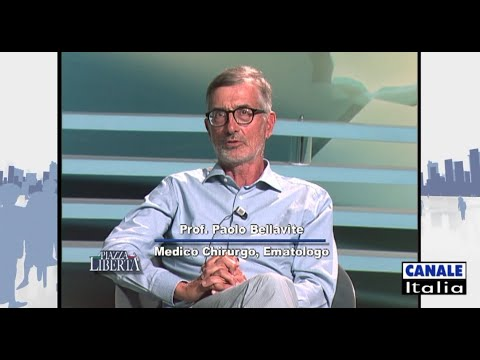 Prof. Paolo Bellavite: 'Si bastona la scienza in nome di ossessione politica' | Canale Italia