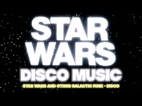 Best Of Star Wars Disco Music: Meco Band with Movie Trailers and Outakes