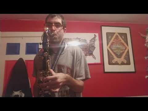Believe from The Polar Express (Tenor Sax Cover)