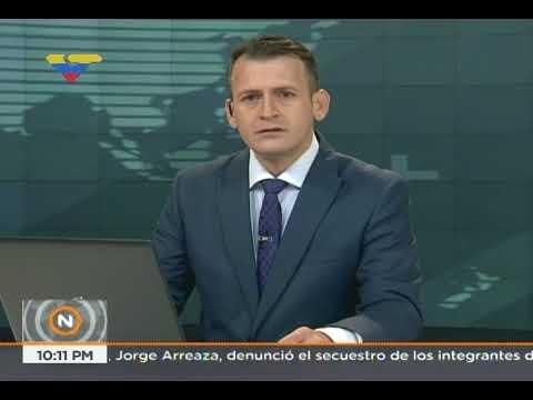 Ministro de Cultura venezolano protesta retención ilegal de Los Guaraguao en Honduras