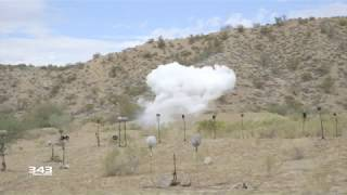 343 Field Recording Videos - Recording Explosion Sounds Part 2