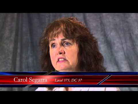 DC 37 WTC: Congress member Carolyn Maloney PSA