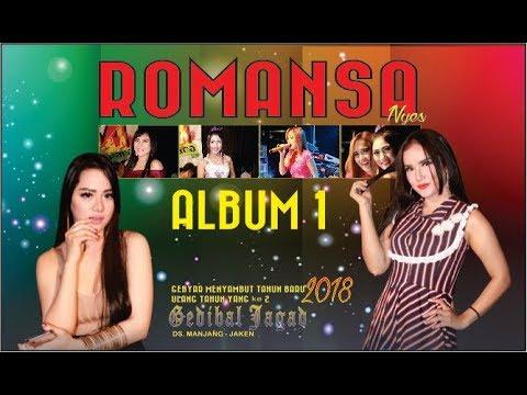 ROMANSA GEDIBAL JAGAD 2018 FULL ALBUM 1