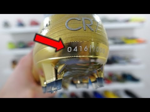 ed514085733 CR7 BALLON D OR BOOTS! (1000 PAIRS!) - Quinto Triunfo Nike Mercurial  Superfly 5 - Review + On Feet