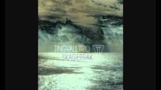01-Sjorup Tingvall Trio - Skagerrak