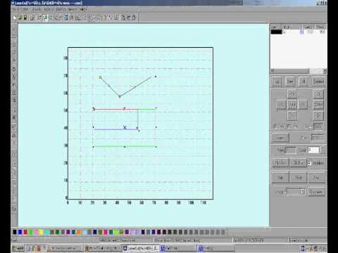 Lasercut 5 3 Software Tutorial Part1 English Youtube