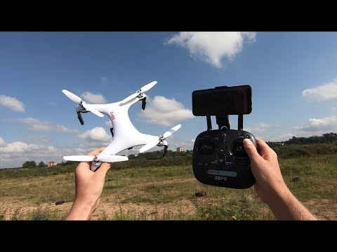 JIAQI S500 ... Таскаем GoPro на квадрокоптер в 2019