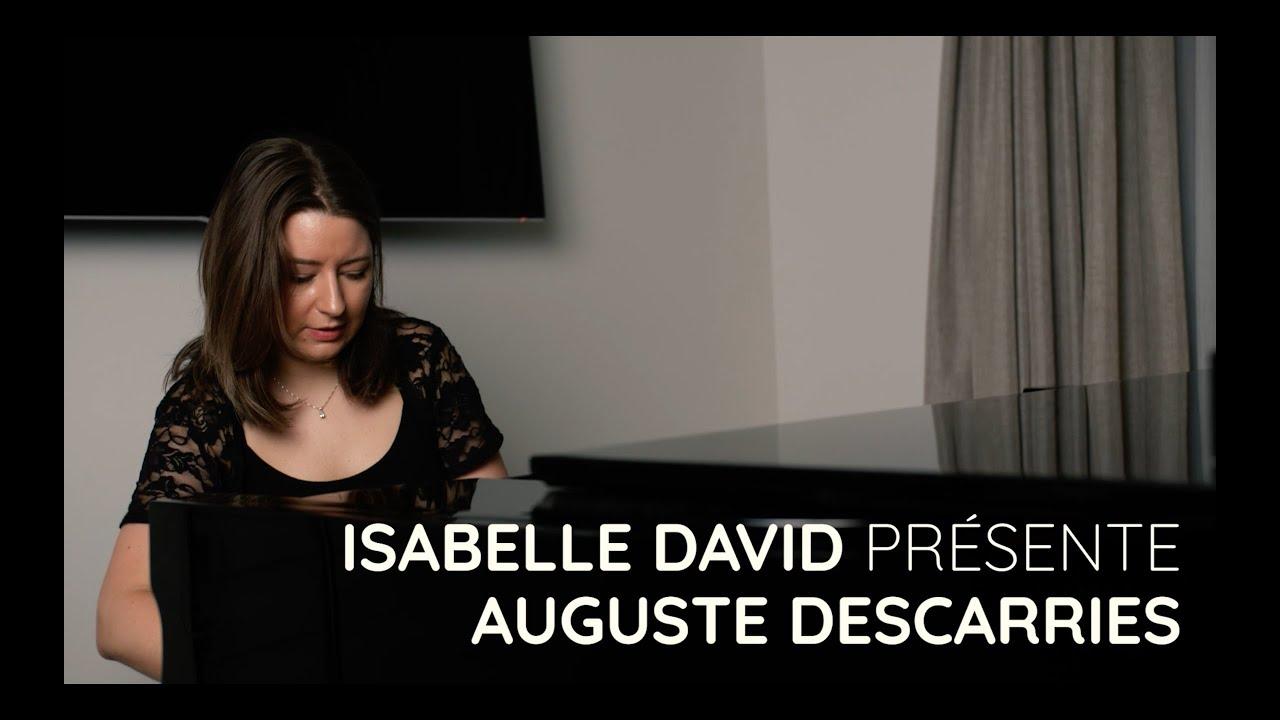 Un nouveau disque à venir, signé Isabelle David