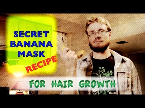 how-to-make-your-hair-grow:-*faster-&-stronger*:-banana-mask-recipe
