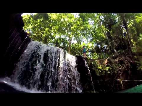 Trip a Roca Partida, en Los Tuxtlas, Veracruz