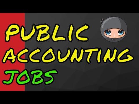 Accounting Jobs after Tax Season  CPA RevYOU #3