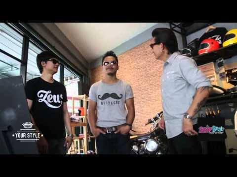 Your Style#EP16-1 ZEUS Custom Bike Onair 16-12-57