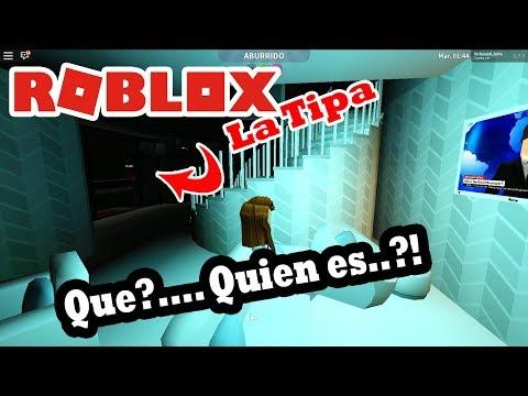 #Roblox# La Tipa ...?? Quien Es..??